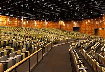 Club regent casino concert hall