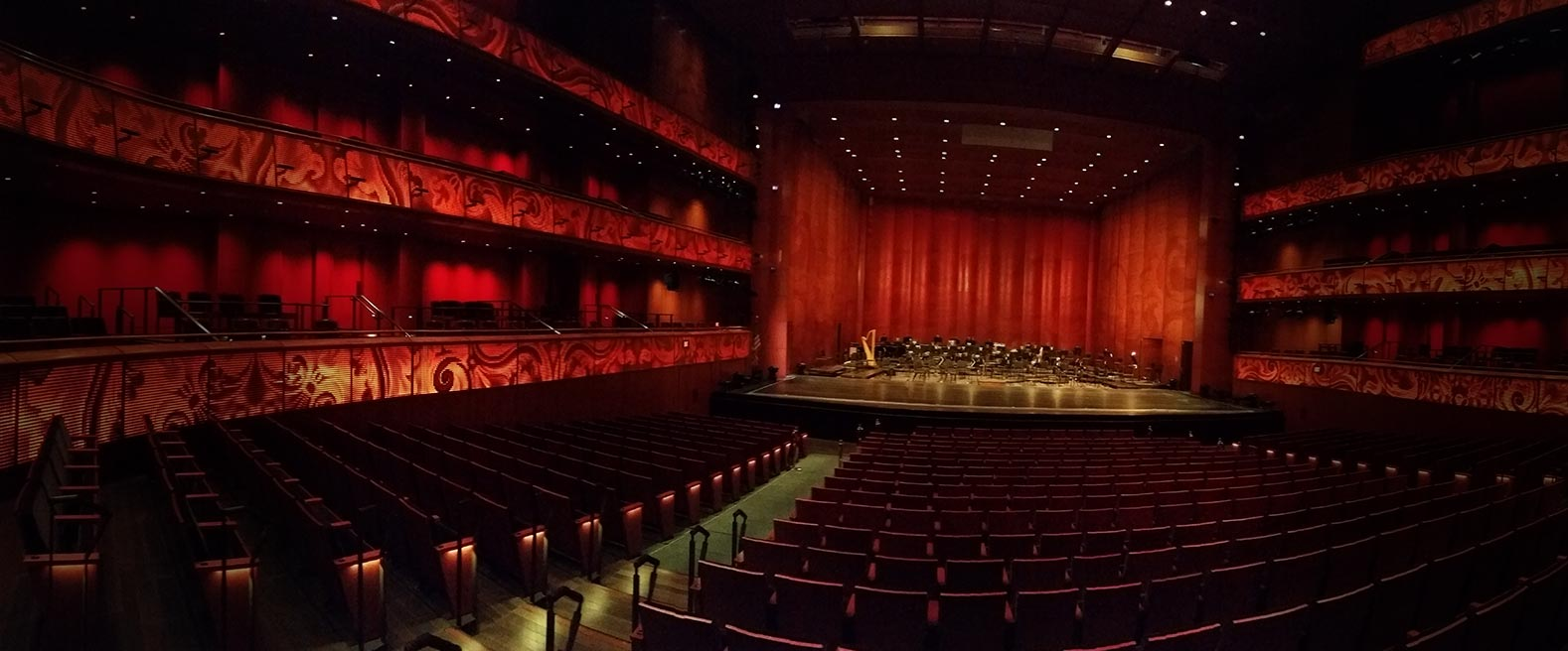 TOBIN CENTER | San Antonio, Estados Unidos
